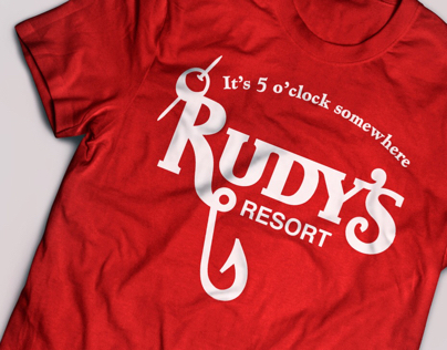 Rudy's Resort Reunion Shirts