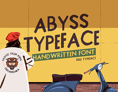 Abyss | Free Typeface