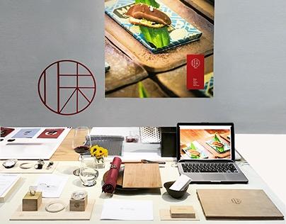 Modern Chinese Restaurant - Weidao Branding System
