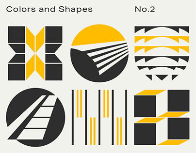 Colors and Shapes No.2