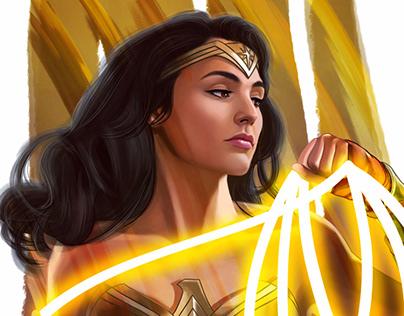 Gadot Wonder Woman