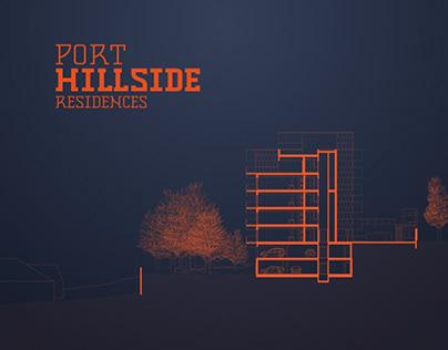 Port Hillside Residences | Web Development
