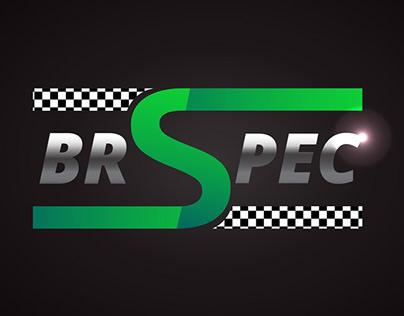 BR Spec - Logo e identidade visual