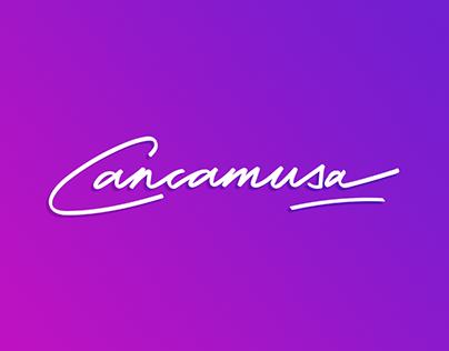 """Logo design """"Cancamusa"""""""