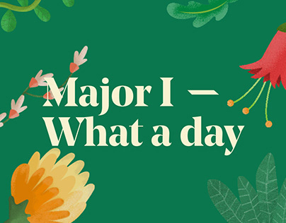 MAI - What a day