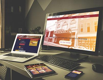 State Theatre UX/UI Redesign