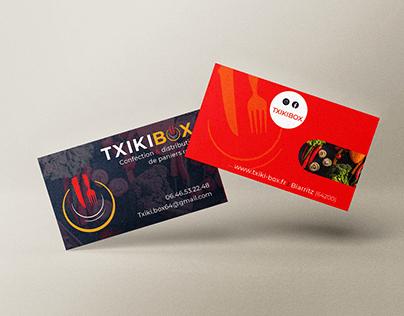 Branding | TxikiBox