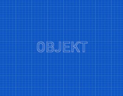 Objekt - Architecture Magazine