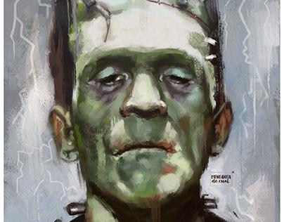 Frankenstein , portada
