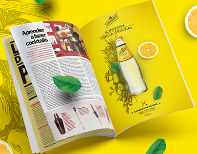 Schweppes - Branding Concept Proposal