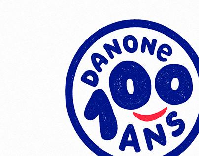 Danone 100 years