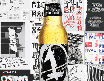 Cerveza The One (DR) - Brand Identity