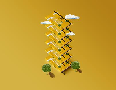 Maybank's Project Einstein Cover Design