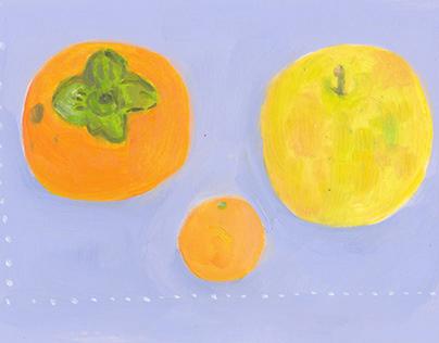 les fruit.