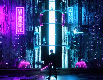 SKAN - Run (3D Project)