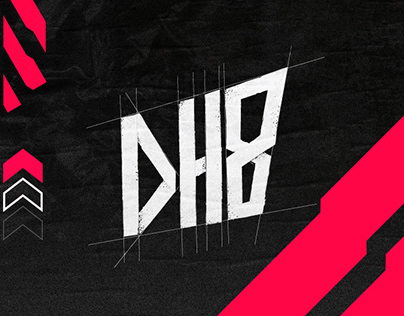 LOGO & KEY VISUAL - DH8