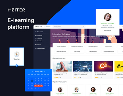 MEITER - Experience a new flexible way to learn