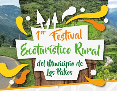 Festival Ecoturístico Rural del Municipio de los Patios