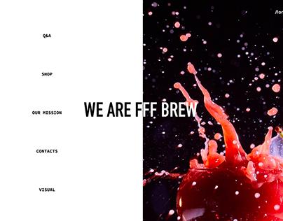 FFF BREW // SITE