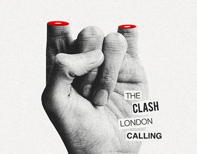 London Calling Album Re-Design