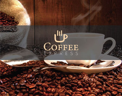 Coffee Express Logo Design
