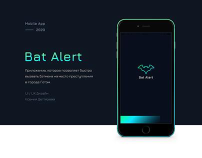 Bat Alert   Mobile App