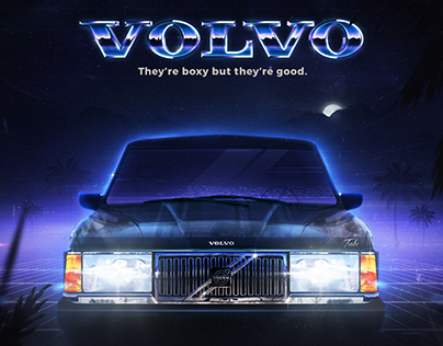 Volvo 1989