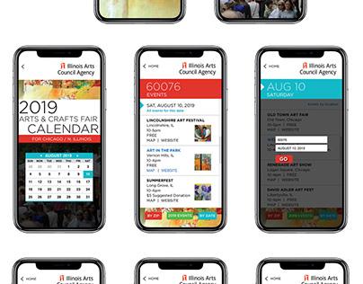 App/Product Design for Nonprofit (Cultural, Art)