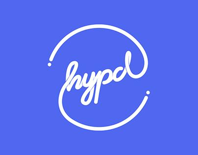 HYPD! - Visual Identity