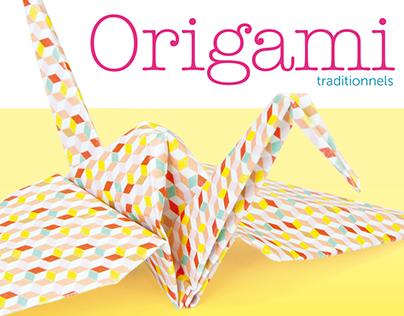 Origami traditionnels - NATURE & DECOUVERTES
