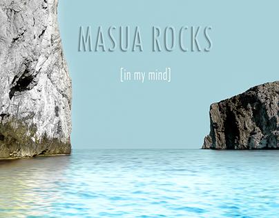 Masua rocks