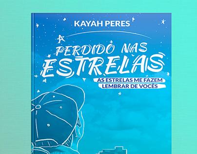 Book Cover: Perdido Nas Estrelas - Kayah Peres