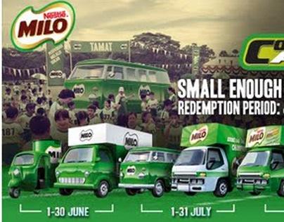 Milo Redemption Campaign