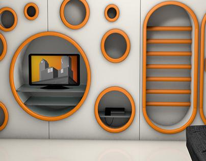3D Model: Room