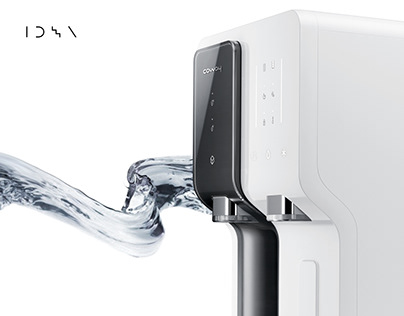 ICE & WATER|Water Purifier for Coway