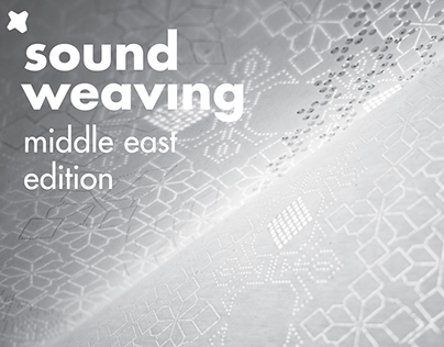 SOUNDWEAVING - MIDDLE EAST EDITION