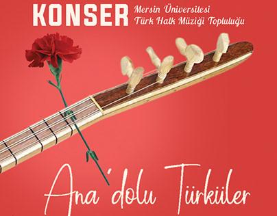 Ana'dolu Türküler