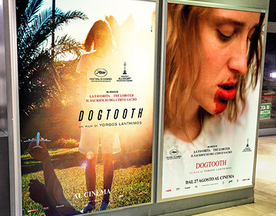 Dogtooth - Movie Campaign