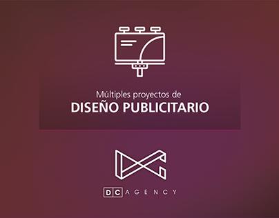 DC - diseño publicitario