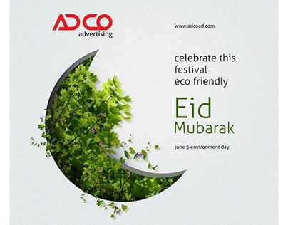 Eid 2019 Social Media Poster