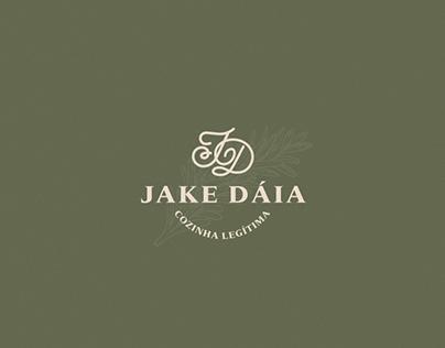 Identidade Visual Jake Dáia Cozinha Legítima