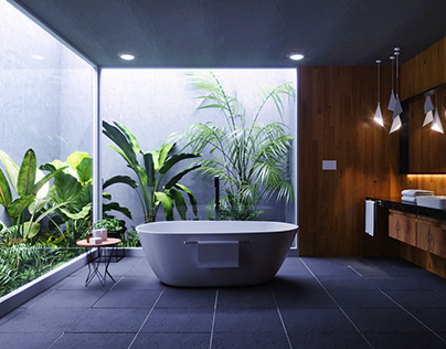 Corona Bathroom