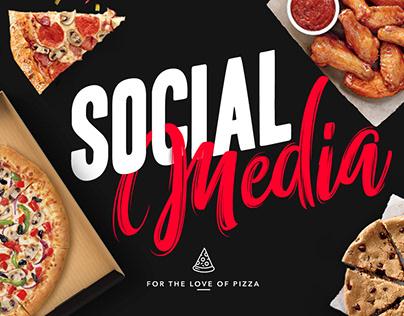 Social Media - Pizza Hut 🍕