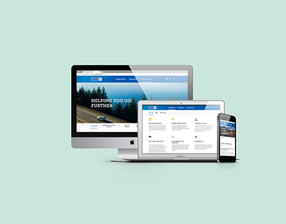BCAA Website Redesign
