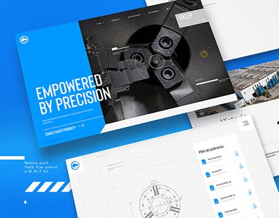 Bison Chuck - Key visual & UX/UI design