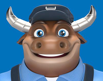 Rieger Mascot
