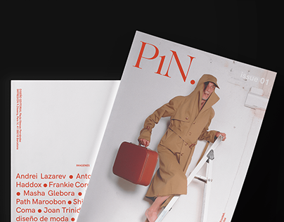 EDITORIAL | PIN MAGAZINE