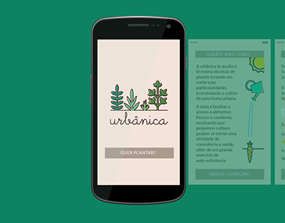 Urbânica App // 2016