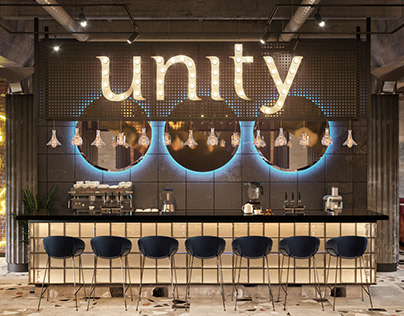 "Restaurant ""Unity"" based in St. Petersburg"