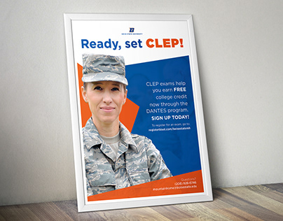Boise State CLEP Promo